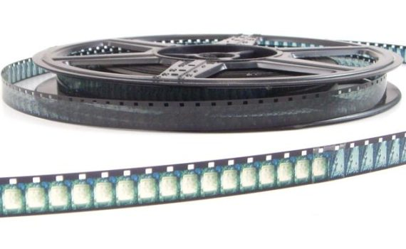 16mm movie film